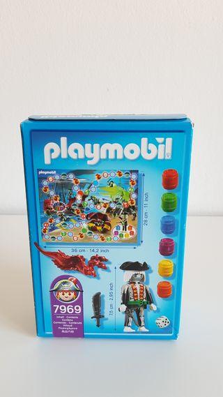 Playmobil Juego Pirata