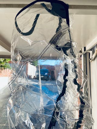 Protector lluvia bugaboo