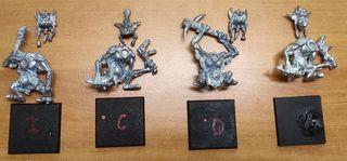 Warhammer Trolls de río