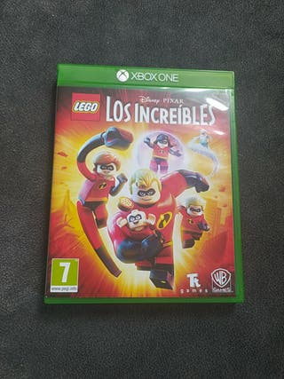 juego xbox one Los Increibles