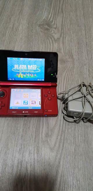 ¡¡NINTENDO 3DS + CARGADOR!!