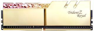RAM G.Skill Royal Gold 3200Mhz 2x8GB CL14