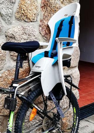 Silla paseo bici