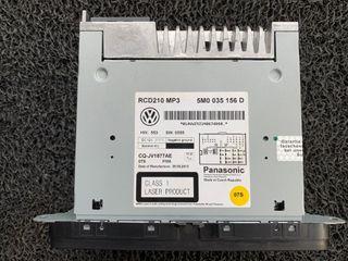 Radio VW Polo V RCD210 MP3