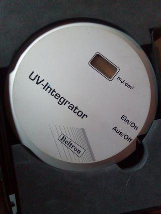 serigrafía medidor UV