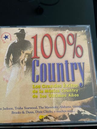 CD 100% Country
