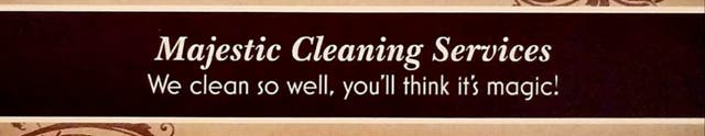 Mejestic Cleaning Services