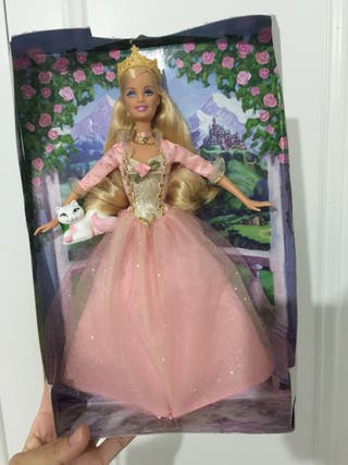 Barbie princesa Anneliese muñeca