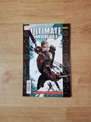ultimate Marvel Ojo de Halcón n1