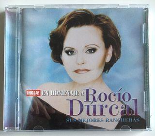 CD música: ¡Hola! En Homenaje A Rocío Dúrcal