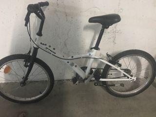 Bicicleta niños unisex