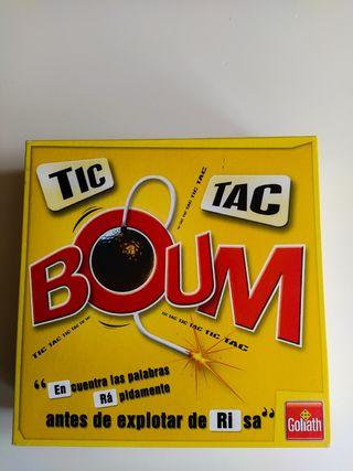 ¡Tic Tac Boum!
