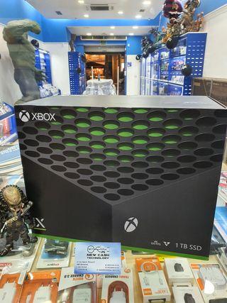 XBOX SERIES X 1TB PRECINTADA