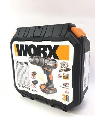 Taladro a batería worx wx371.1