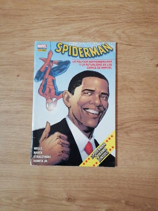 Spiderman : La política norteamericana