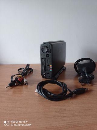 Disc dur / Reproductor Multimèdia 500Gb