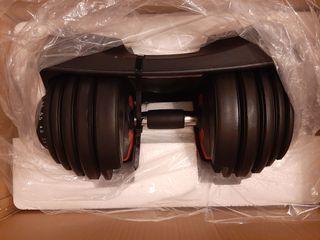 Mancuernas Automáticas 2×24kg