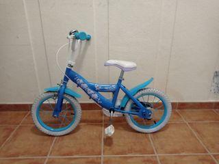bicicleta Nina frozen