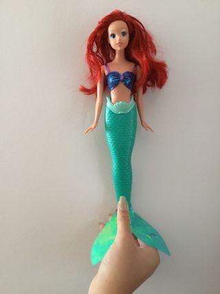La sirenita, muñeca Disney