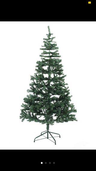 Arbol de Navidad/Christmas Tree 1,65m
