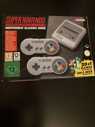 Super Nintendo Mini SNES classic