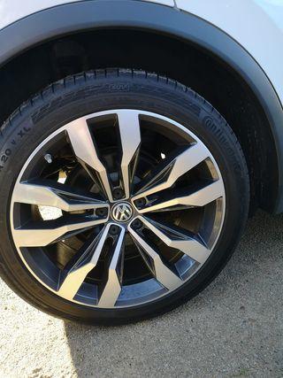 Llantas VW Tiguan suzuka 20