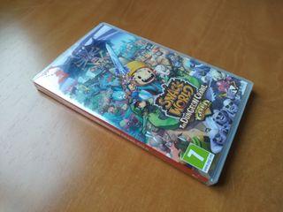 Snack World Nintendo Switch Precintado