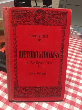 Libro Ingles.Método de Inglés.