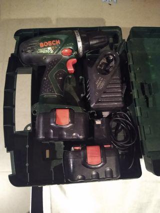 Atornillador y taladro eléctrico Bosch