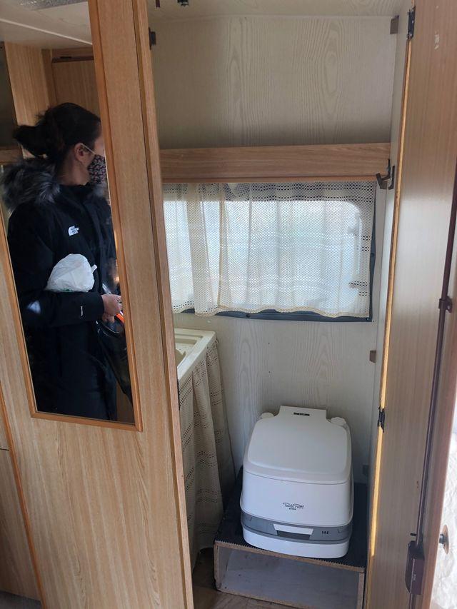 Caravana 3 ambientes 750Kg
