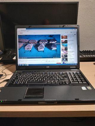 """Ordenador portátil 17"""" HP Compaq NX9420"""