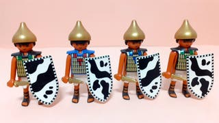 Playmobil GUERREROS EGIPCIOS . UNIDAD 3€