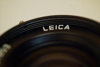 [NEAR MINT] Objetivo LEICA Elmarit-R 28mm 1:2.8