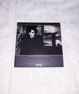 vinilo U2