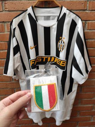 Camiseta Juventus 2003/04