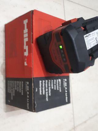 Hilti 2 baterias B36 2.4 Li-Ion TE-6A