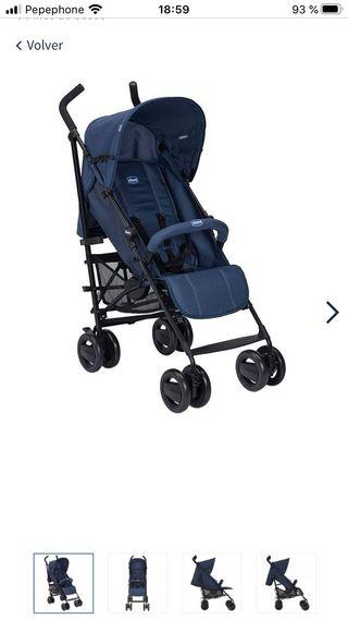Silla silleta de paseo ligera Chicco Carricoche