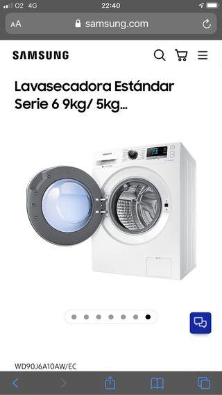 Lava secadora SAMSUM