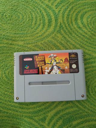 Lucky Luke Super Nintendo