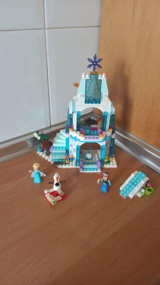 LEGO DISNEY CASTILLO DE FROZEN