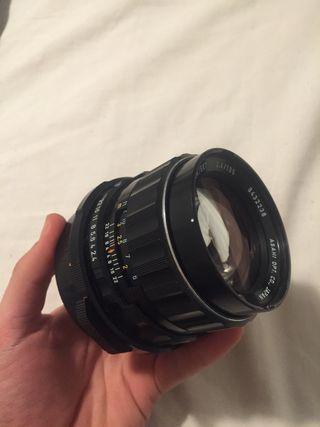 Objetivo 105mm f2.4 para Pentax 67