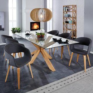 Mesa de comedor y sillas nuevas