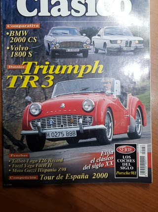 Revista BMW 2000CS