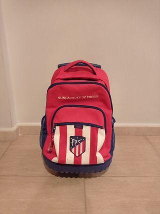 mochila carro Atlético de Madrid