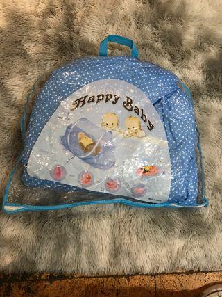 Mosquitera plegable portátil para bebé