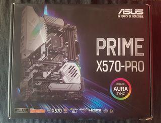 PLACA BASE ASUS PRIME X570-PRO CON PCIe 4.0.NUEVA
