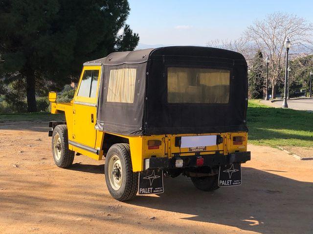 Land Rover Santana 88 Ligero del 1984