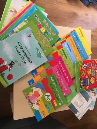 Arabe: Libros infantiles