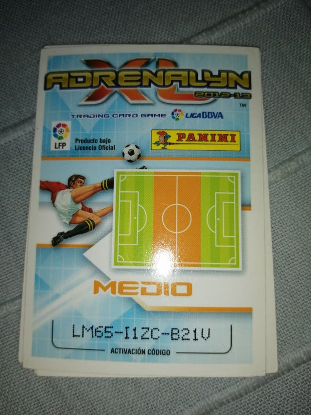 Adrenalyn XL 2012-2013