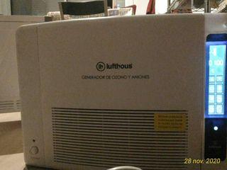 Generador de ozono y aniones EVO1
